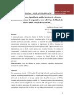 COUTO, E; LAGE, M; LIMA, K. O Independência e a Dependência