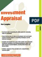 7104916 Investment Appraisal