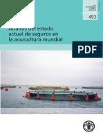 Analisis Del Estado Actual de Seguros en La Acuicultura Mundial