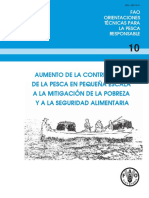 Aumento de la contribucion de la pesca en pequeña escala a la mitigacion de la pobreza y a la seguridad alimentaria.pdf