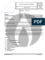CEG - IT-0008.04-Jan2001 - Válvula, Esfera, Polietileno