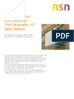 Flexi MR 10 BTS Datasheet 19022013