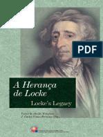 A Herança de Locke - Colóquio de 2004