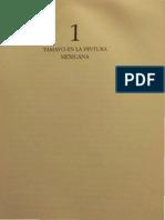 Paz, Octavio. Tamayo en La Pintura Mexicana