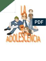 Trabajo de La Adolescencia