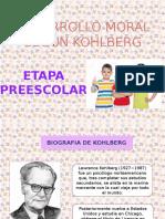 Desarrollo Moral Según Kohlberg