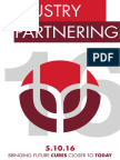2016 Industry Partnering Summit