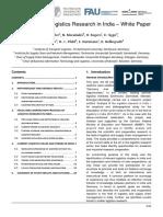 4a_White Paper Logistics Research in India (2)