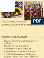 ethnic groups in south africa