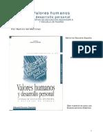 2GIL MARTiNEZ Ramon CAP 1 La Persona Primer Valor