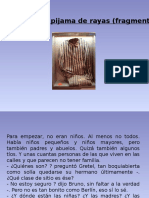 Niño Pijama a Rayas