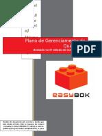 Easybok Pgq Plano Gerenciamento Qualidade 5ed 2013 v5 0