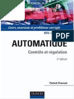 Controle Et Regulation Automatique