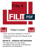 Film 4 Case Study