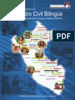 Gestión Intercultural en el Registro Civil Bilingüe