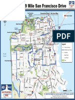 mapa SF