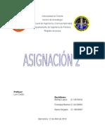 Asignacion 2 registromikhail