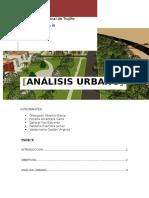 Análisis Urbano las Quintanas