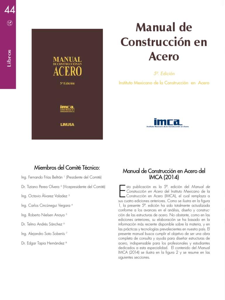 Manual for Manual de diseno y construccion de albercas pdf