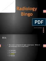 Bingo Powerpoint v3 Answers AZCOM radiology
