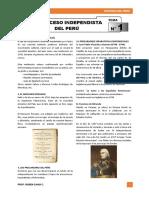 5to-Hge-historia Del Perú-III y Ivb-mr - 2014
