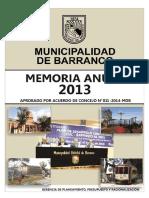Memoria Anual 2013 MDB.pdf