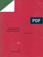Losurdo - Antonio Gramsci Dal Liberalismo Al 'Comunismo Critico'