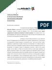 Informe Presentado CEDDIS Argentina2016 GrupoArt24