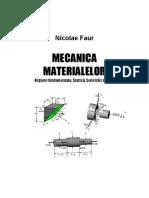 Mecanica Materialelor