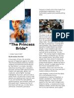 the princess bride - review
