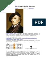 Richard Wagner-Acorde Tristan