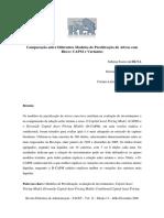 ARTIGO_Comparação Entre Diferentes Modelos de Precificação de Ativos Com Risco CAPM e Variantes