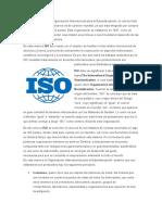 Se Denomina ISO
