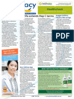 Pharmacy Daily for Wed 04 May 2016 - AbbVie extends Hep C terms, Budget confirms massive PBS savings, Ley for SHPA conference, Health AMPERSAND Beauty and much more