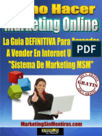 Como Hacer Marketing Online