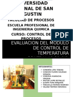 Control de Temperaturas PID