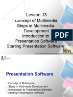Konsep Multimedia