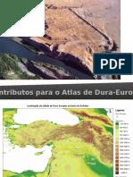 Para uma cartografia de Dura Europos (Síria)