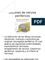 Lesiones N. Perifericos