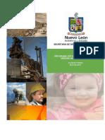Programa Estatal de Desarrollo Urbano Nuevo Leon 2030
