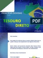 As 10 Principais Dúvidas Sobre o Tesouro Direto 4Ed