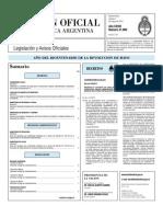 Boletin Oficial 07-05-10 - Primera Seccion
