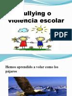 Presentacion de Bullyng