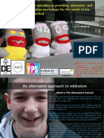 TAS Brochure 2010/11