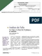 GUIA Nº1.1 Procesos-Analisis de Falla