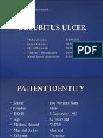 Dekubitus Ulcer