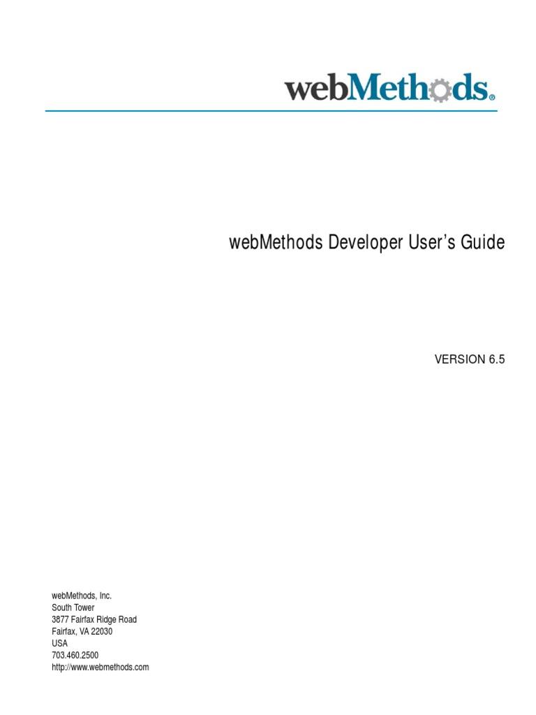 webmethods developer users guide 65 xml schema ibm notes