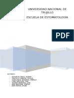 Seminario i - Células Madre - Prótesis Completa