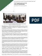 28/04/16 Profesionalizan acciones de Organizaciones de la Sociedad Civil, fortaleciendo sus habilidades -Peñasco Digital