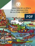 Integracion de La Pesca en La Ordenacion de La Zona Costera